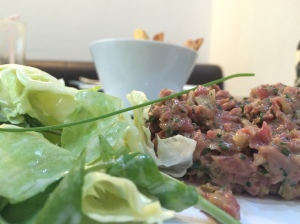 Oui - Steak Tartar