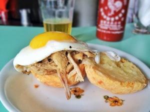 Conceição Discos - Pão de Queijo com Pernil