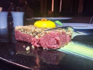 Arola Vintetres - Steak Tartar